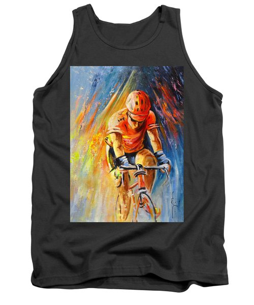 The Lonesome Rider Tank Top