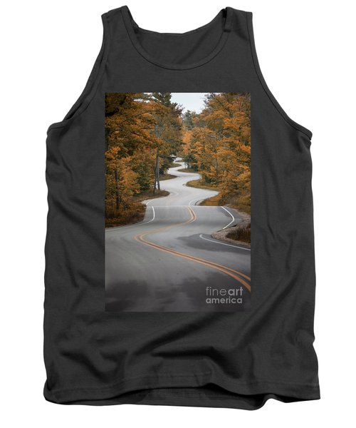 The Long Winding Road Tank Top