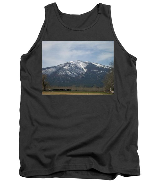 Tank Top featuring the photograph The Longshed by Jewel Hengen