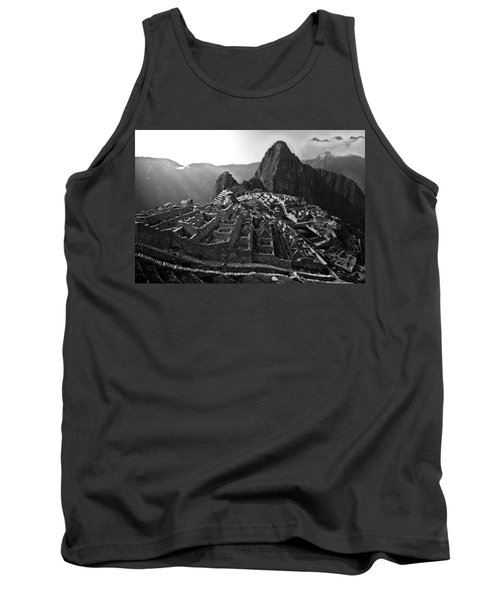 The Lost City Of The Incas Tank Top