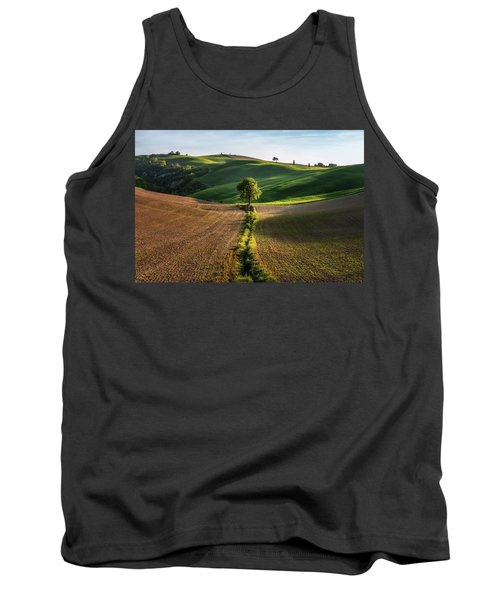 The Lost Love Tree Tank Top