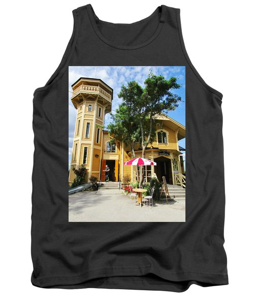 The Lyre  Tank Top