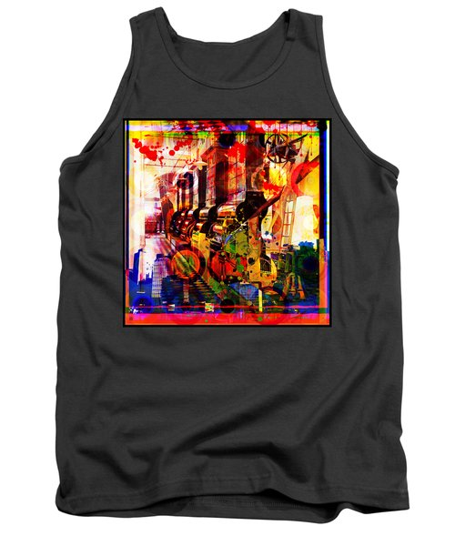 The Machine Age Tank Top