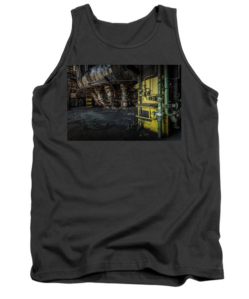 The Machinist Tank Top
