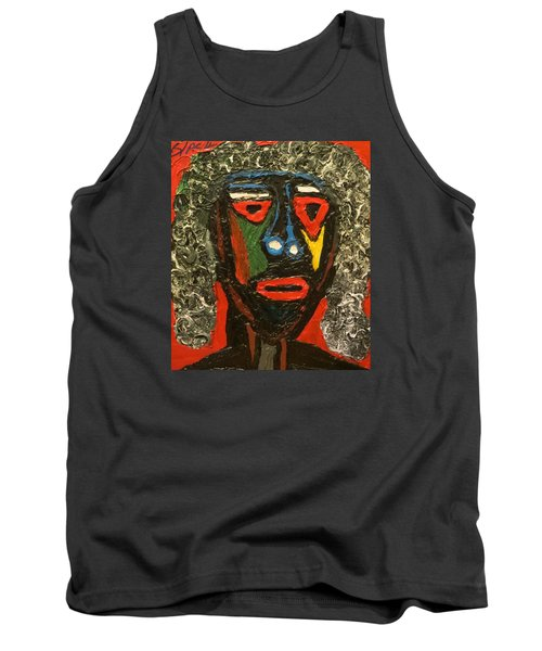 The Magistrate Tank Top by Darrell Black