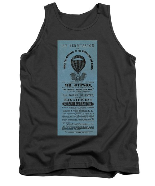 The Magnificent Mr. Gypson Tank Top