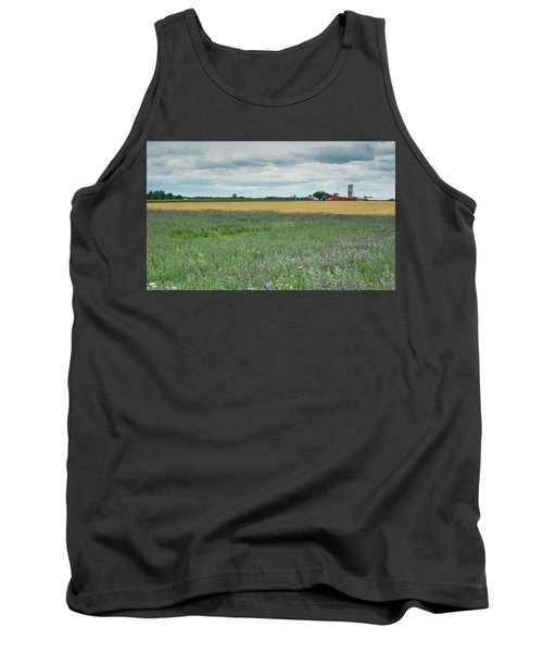 Farming Landscape Tank Top