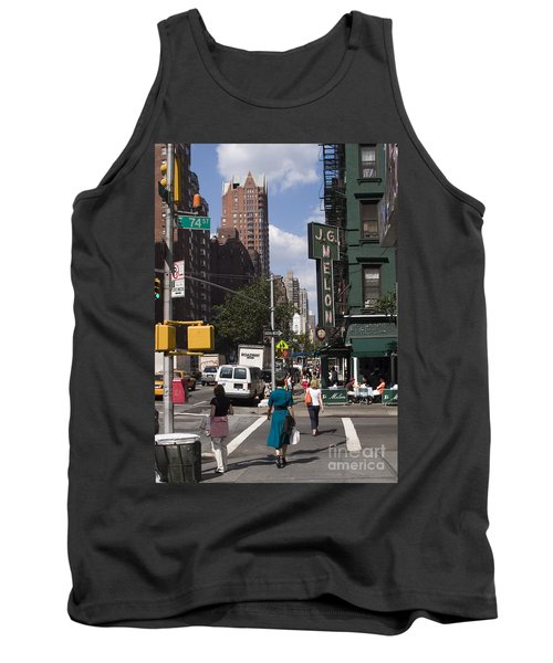The Manhattan Sophisticate Tank Top