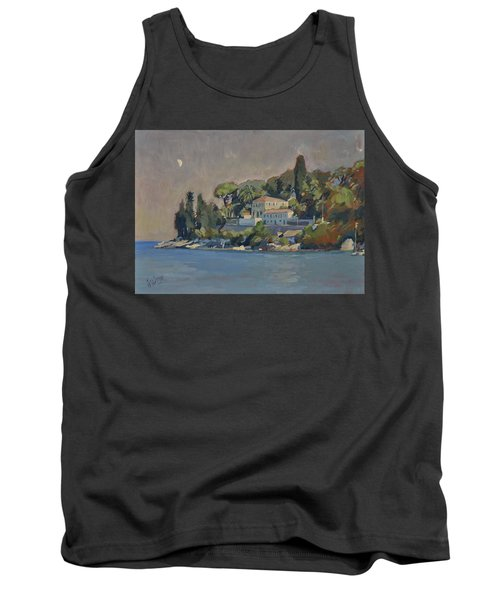 The Mansion House Paxos Tank Top