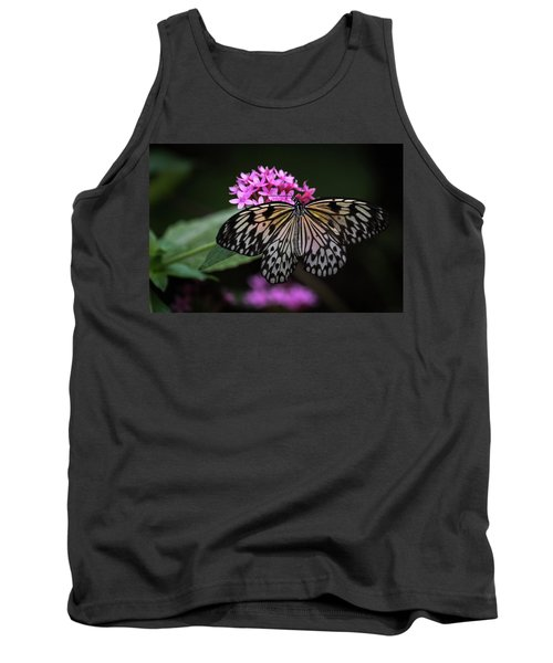 The Master Calls A Butterfly Tank Top