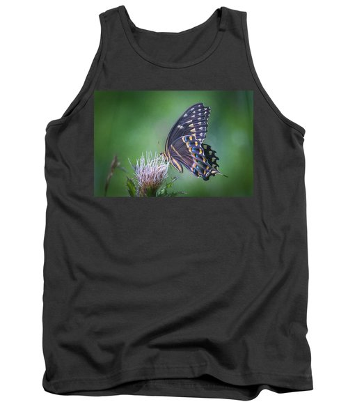 The Mattamuskeet Butterfly Tank Top