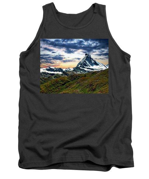 The Matterhorn Tank Top