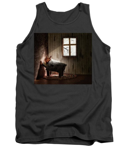 Tank Top featuring the photograph The Metamorphosis Redux by Mark Fuller