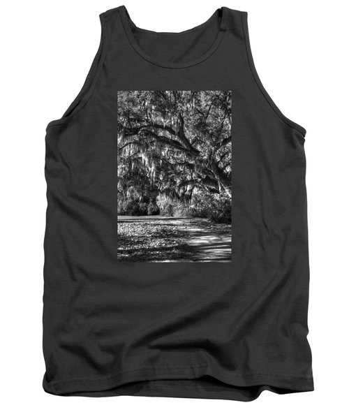 The Mighty Oaks 2 Bw Tank Top