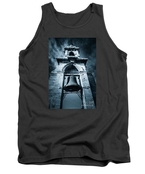 The Miguelete Bell Tower Valencia Spain Tank Top