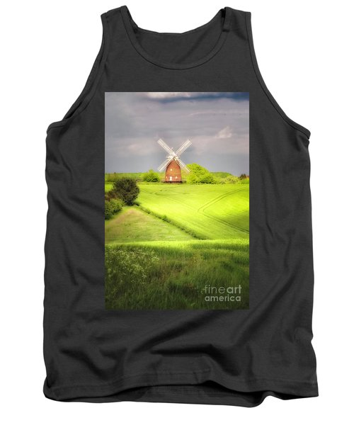 The Mill Uphill Tank Top by Jack Torcello