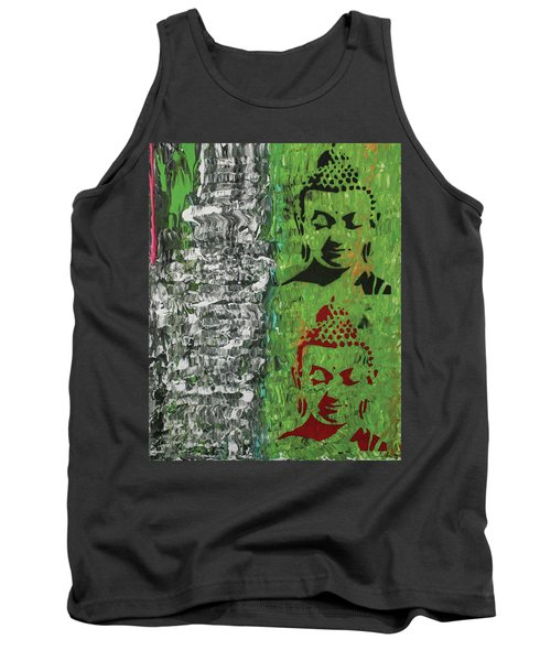 The Mind Is Everything Tank Top