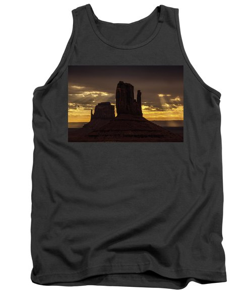 The Mittens Sunrise Tank Top