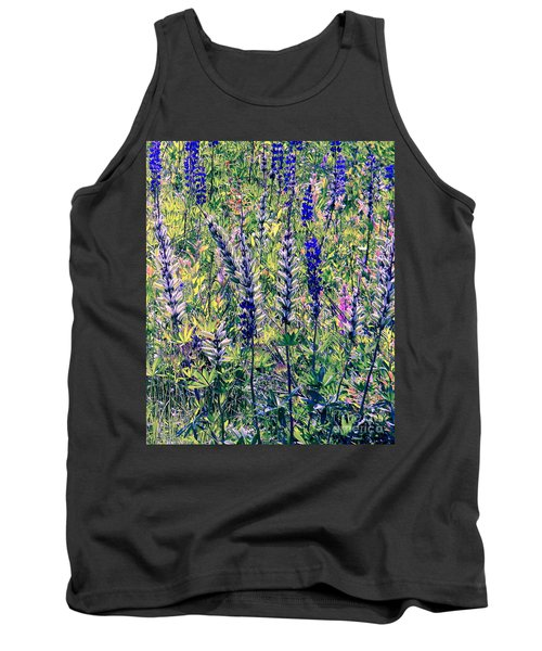 Tank Top featuring the photograph The Mix by Elfriede Fulda