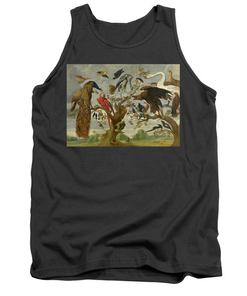The Mockery Of The Owl Tank Top