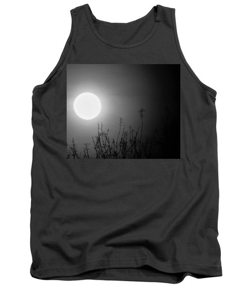 The Moon And The Stars Tank Top by John Glass