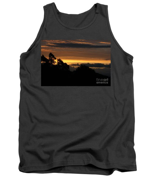 The Mountain At Sunrise Tank Top