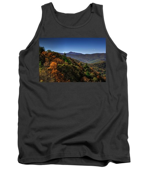 The Mountains Win Again Tank Top