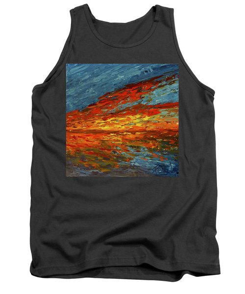 The Music Of The Night Tank Top