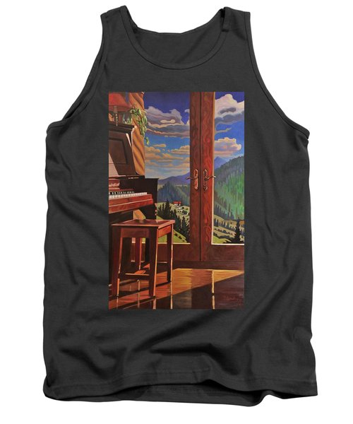 The Music Room Tank Top by Art West