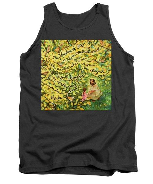 The Mustard Seed Tank Top
