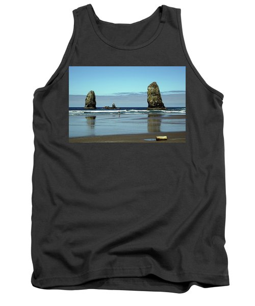 The Needles, Cannon Beach, Or Tank Top