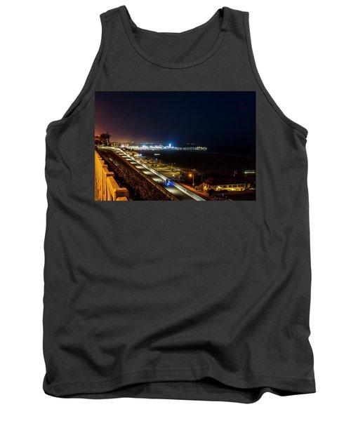 The New California Incline - Night Tank Top