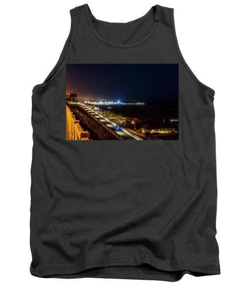The New California Incline - Night Tank Top