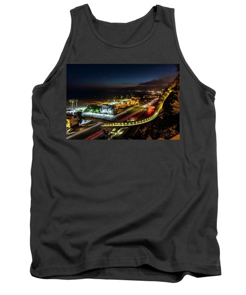 The New P C H Overpass - Night Tank Top