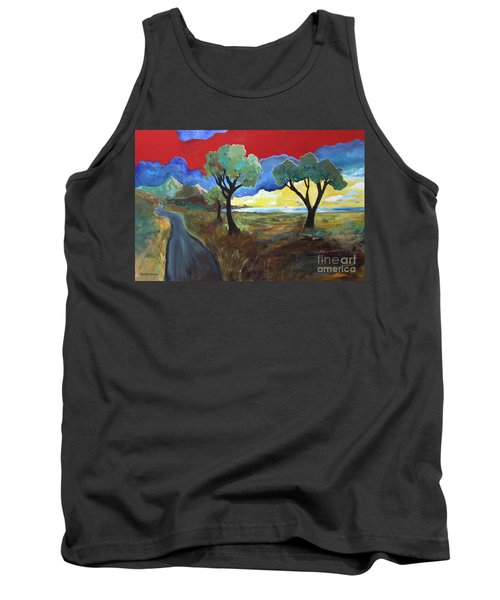 The New Road Tank Top