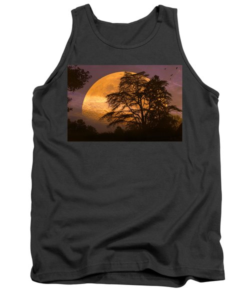 The Night Is Calling Tank Top