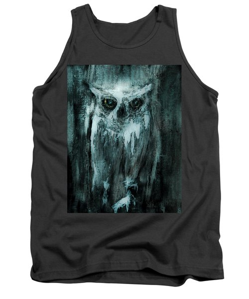 The Night Watchman Tank Top
