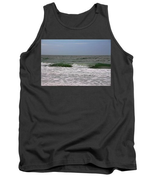 The Ocean In Motion Tank Top
