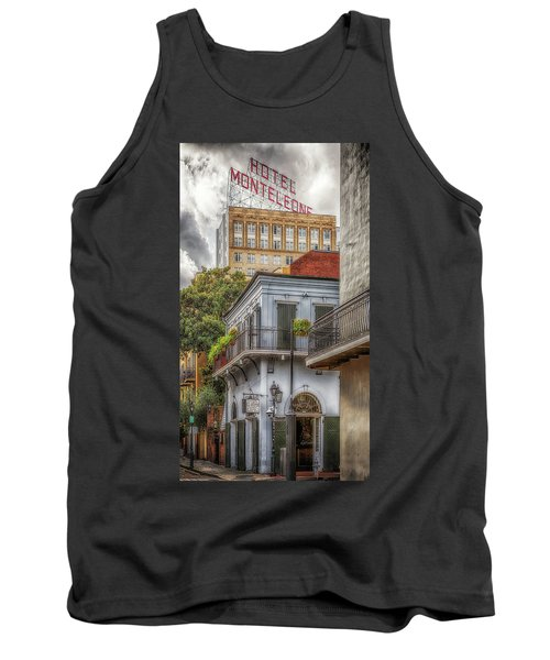 The Old Absinthe House Tank Top