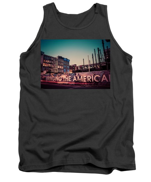 The Old And The New Tank Top
