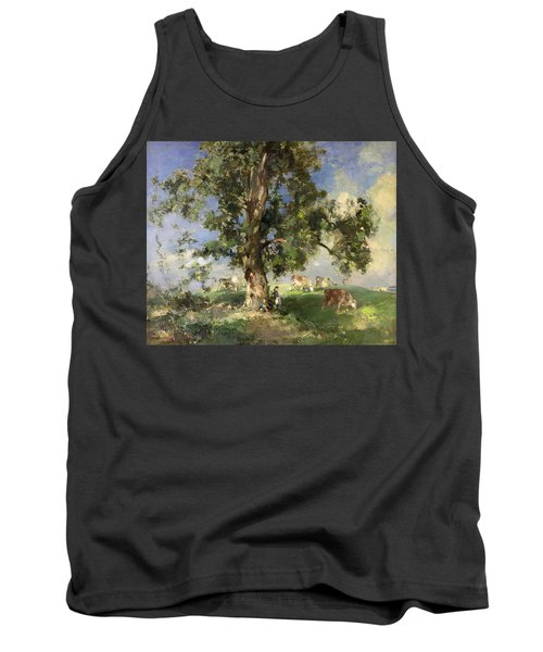 The Old Ash Tree Tank Top