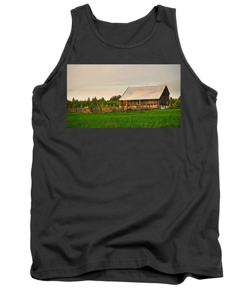 The Old Barn Tank Top