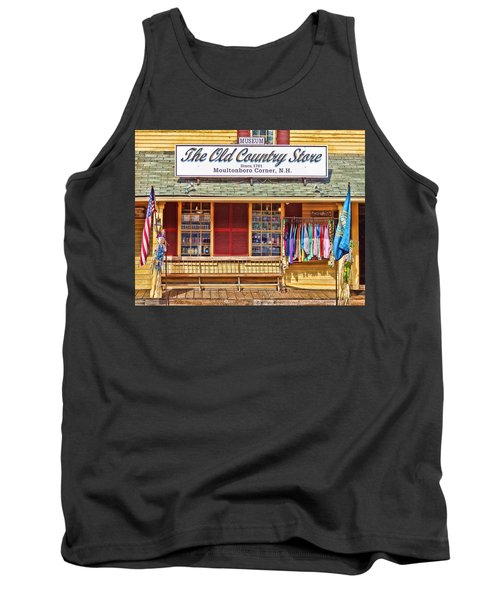 The Old Country Store, Moultonborough Tank Top