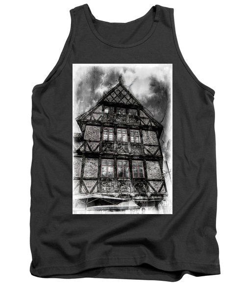 The Old Danish Buiding Tank Top