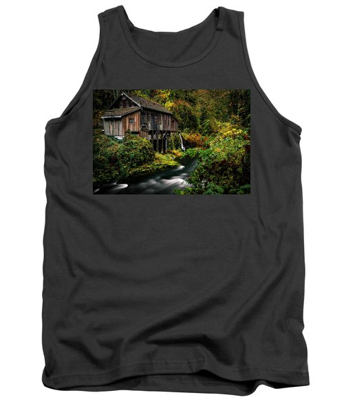 The Old Flour Mill Tank Top