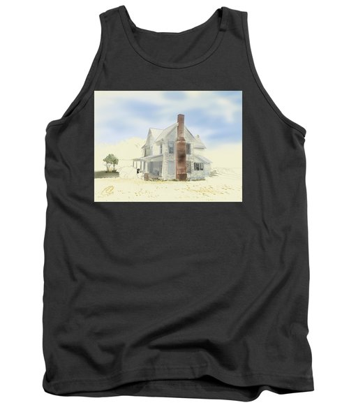 The Home Place - Silent Eyes Tank Top