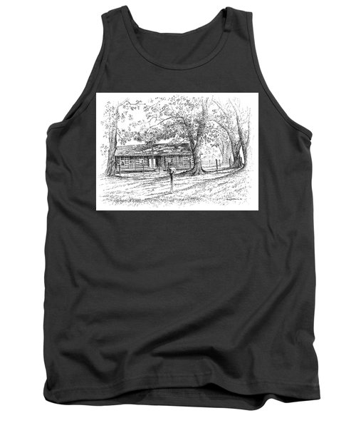 The Old Homeplace Tank Top