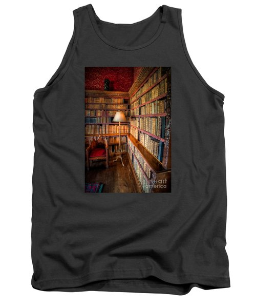 The Old Library Tank Top