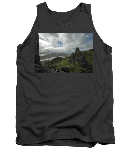 The Old Man Of Storr Tank Top