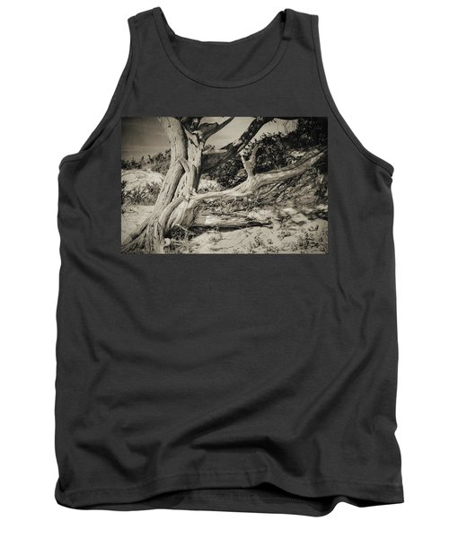 The Old Man Tank Top